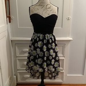 Deb strapless dress